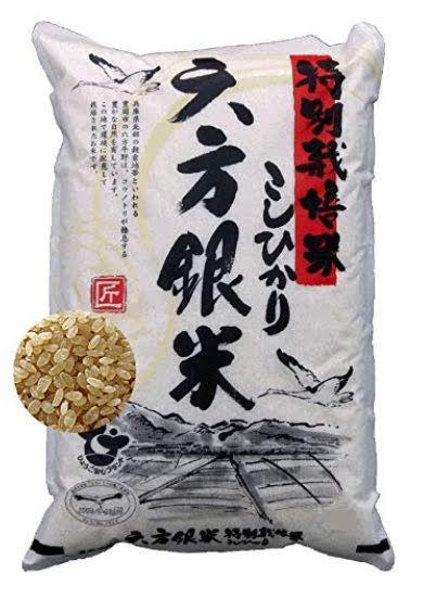 玄米が絶好調で人気です